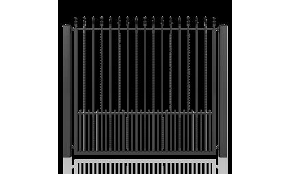 Big fence (H 180) – model 02