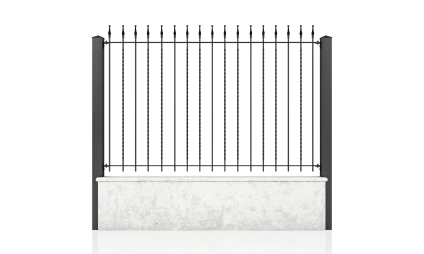 Small fence (H 110) – model 02