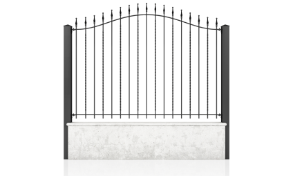 Small fence (H 110) – model 03