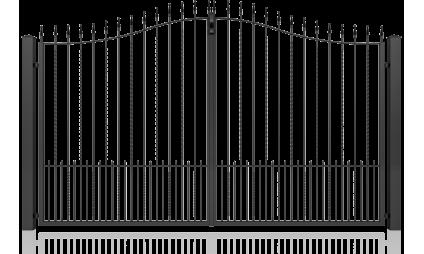 Poarta mare (auto) – model 04