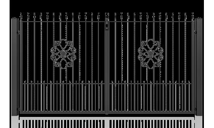 Poarta mare (auto) – model 08
