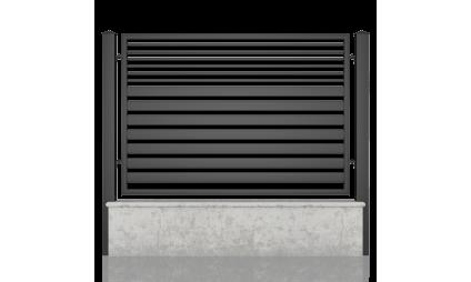 Panou de gard mediu (H 150)...
