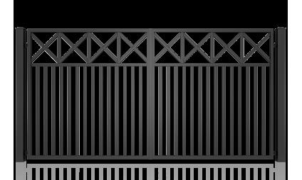 Big gate (auto) – model 19