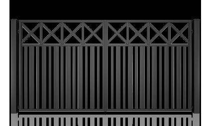 Poarta mare (auto) – model 20