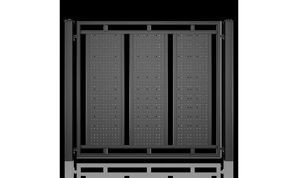 Panou de gard mare (H 200)...