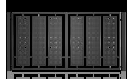 Poarta mare (auto) – model 22