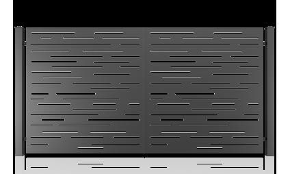 Big gate (auto) – model 31