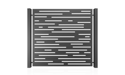 Big fence (H 180) – model 31