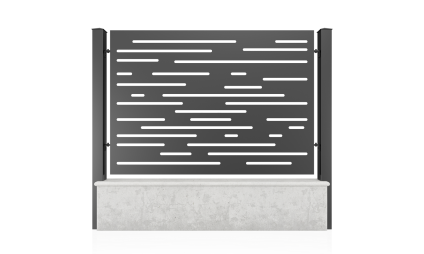 Small fence (H 110) – model 31