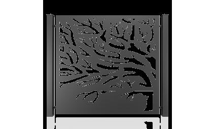 Panou de gard mare (H 180)...
