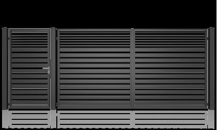 Poarta metalica - model 13
