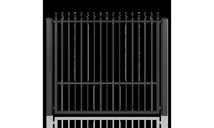 Big fence (H 180) – model 01